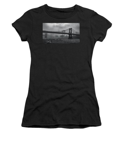 Bridges In The Storm Women's T-Shirt