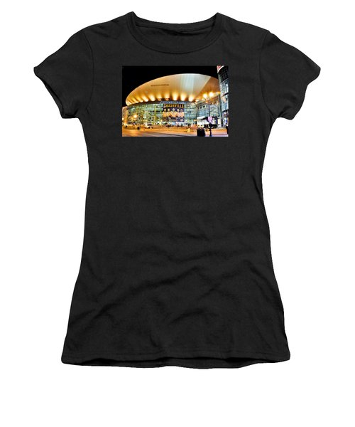 Bridgestone Arena Women's T-Shirt (Athletic Fit)