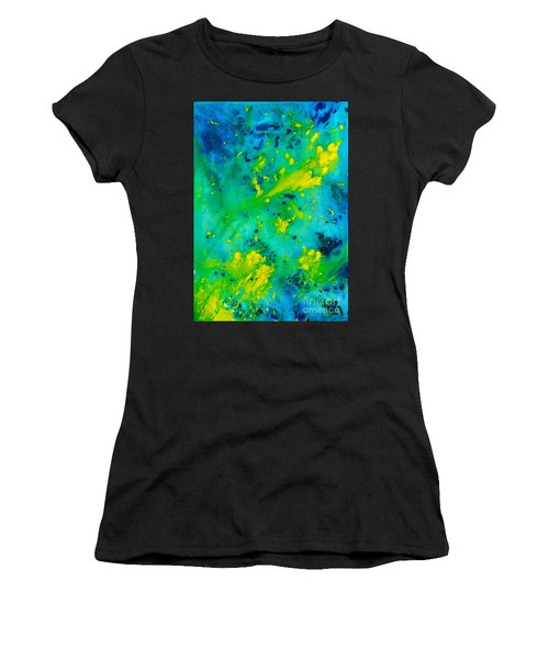 Bright Day In Nature Women's T-Shirt (Athletic Fit)