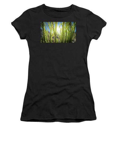 Bright Light In The Desert Women's T-Shirt