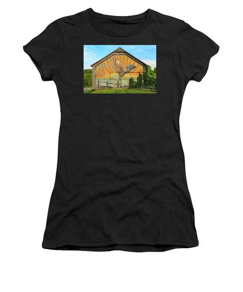 Bright Rooster Barn Women's T-Shirt
