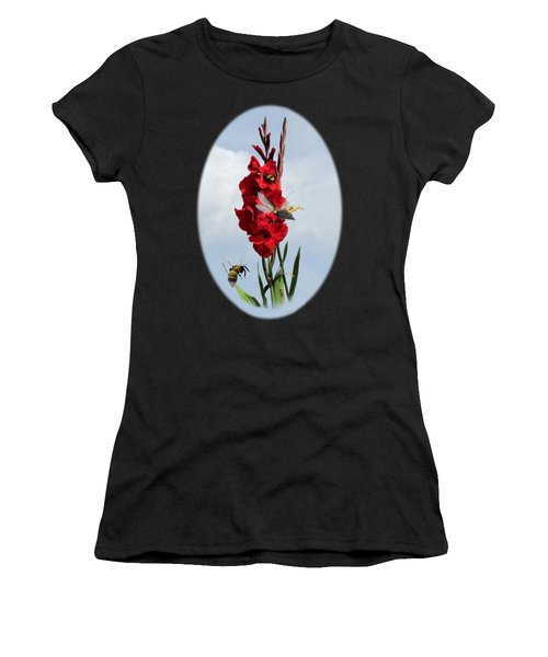 Bright Spike Women's T-Shirt (Athletic Fit)