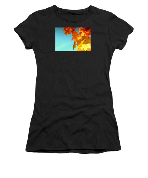The Lord Of Autumnal Change Women's T-Shirt