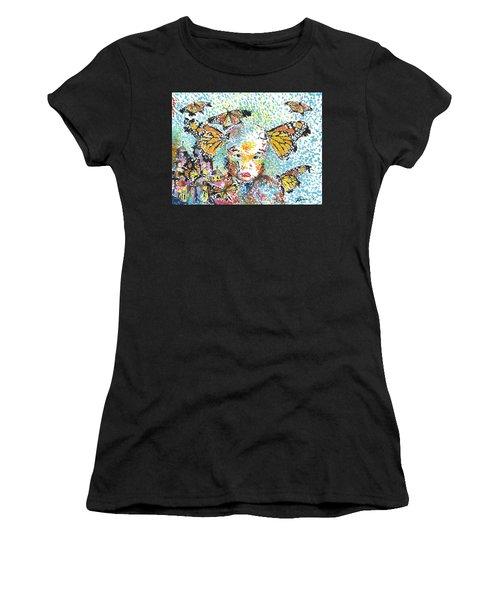 Bring Her Home Safely, Morelia- Sombra De Arreguin Women's T-Shirt