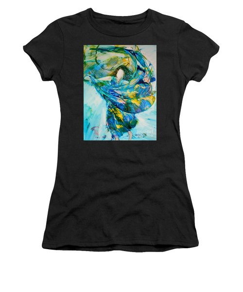 Bringing Heaven To Earth Women's T-Shirt (Athletic Fit)