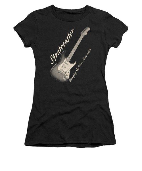 Bringing The Tone Strat Shirt Women's T-Shirt
