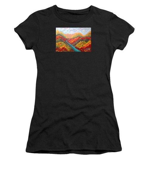 Brivant Women's T-Shirt (Athletic Fit)