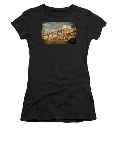 Oxford, England - Broad Street Women's T-Shirt