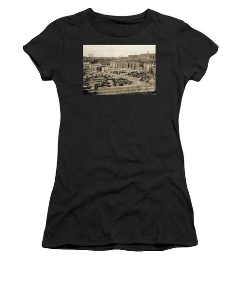 Broadway And Nagle Ave 1936 Women's T-Shirt