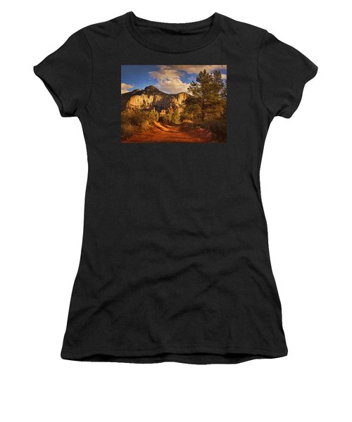 Broken Arrow Trail Pnt Women's T-Shirt