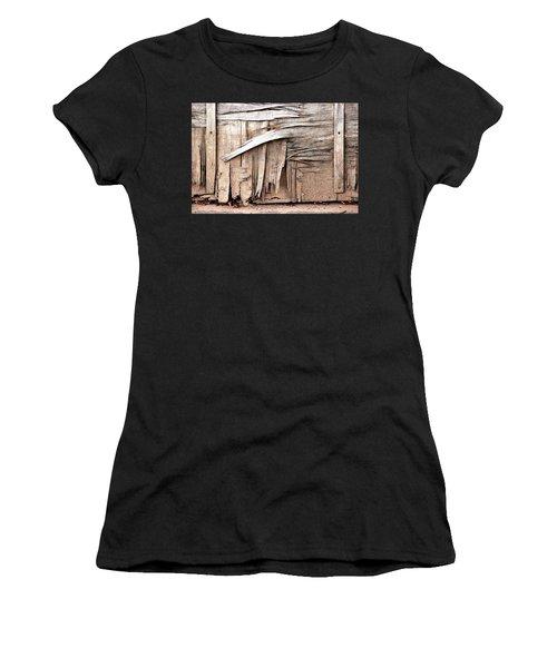 Broken But Beautiful Women's T-Shirt (Athletic Fit)