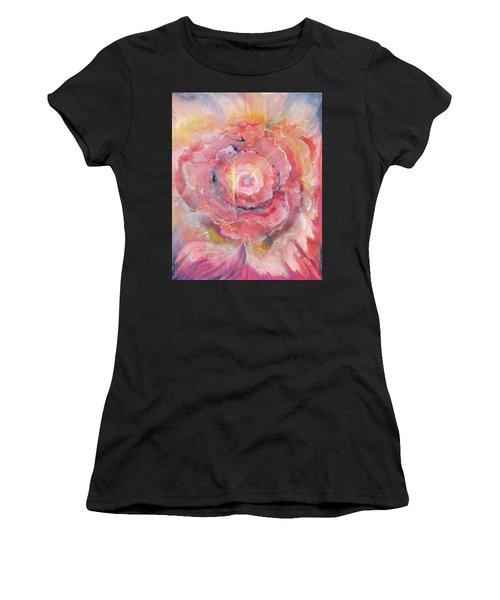 Broken Spirit Rose Women's T-Shirt