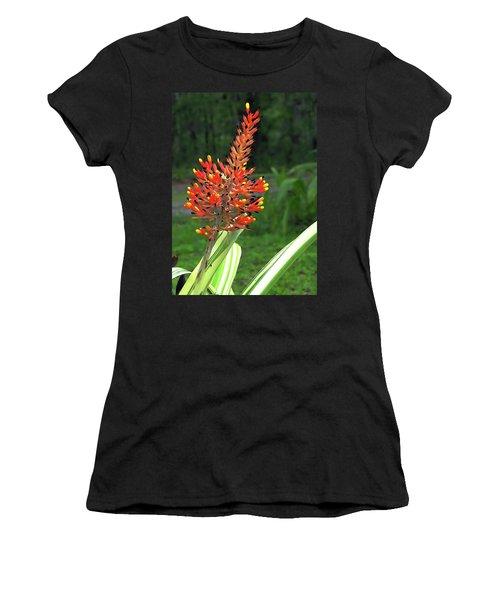 Bromeliad Women's T-Shirt (Athletic Fit)