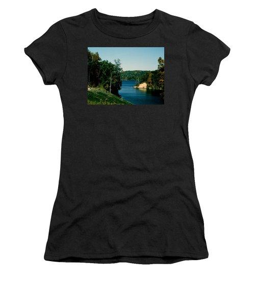 Brookville Lake Brookville Indiana Women's T-Shirt