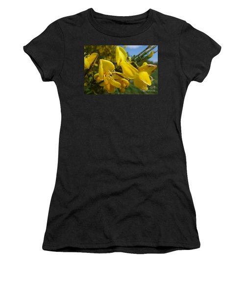 Broom In Bloom 3 Women's T-Shirt