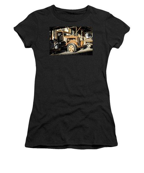 Vintage 1935 Chevrolet Women's T-Shirt