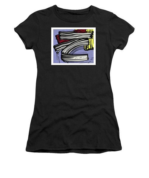 Brushstroke -1965 Women's T-Shirt
