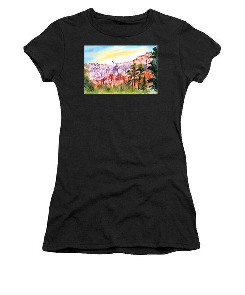 Bryce Canyon #3 Women's T-Shirt