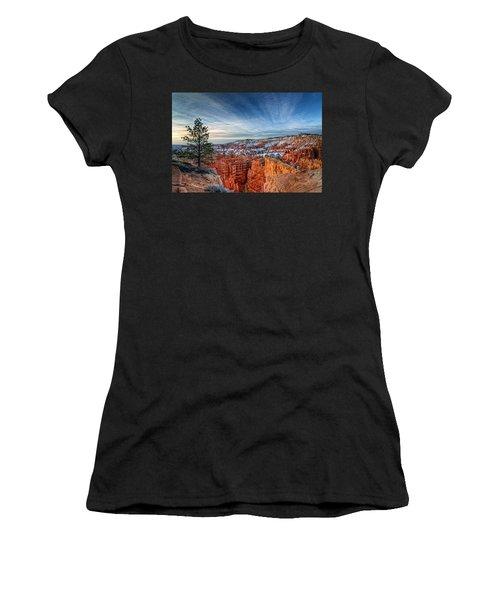 Bryce Canyon Sunrise Women's T-Shirt