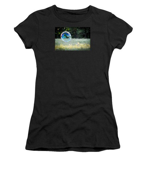 Bubble Women's T-Shirt