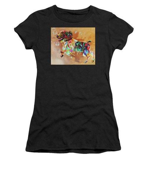 Bubbles  English Springer Women's T-Shirt