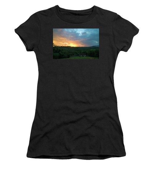 Bucolic Vinales Women's T-Shirt (Athletic Fit)