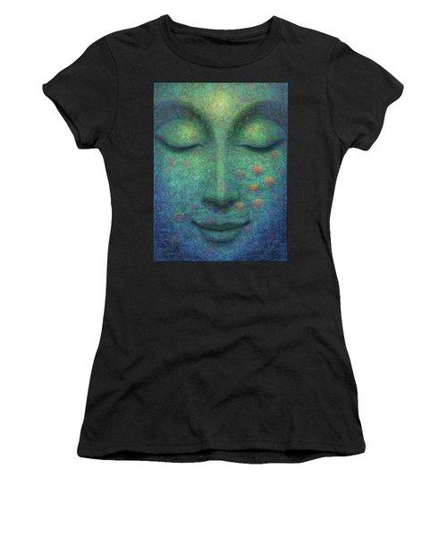Buddha Smile Women's T-Shirt