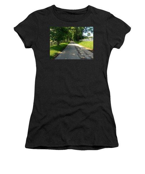 Bluegrass Morning Women's T-Shirt