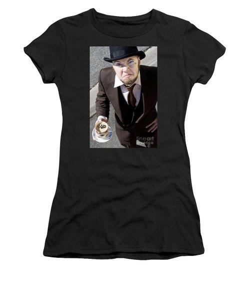 Bugged Man Women's T-Shirt