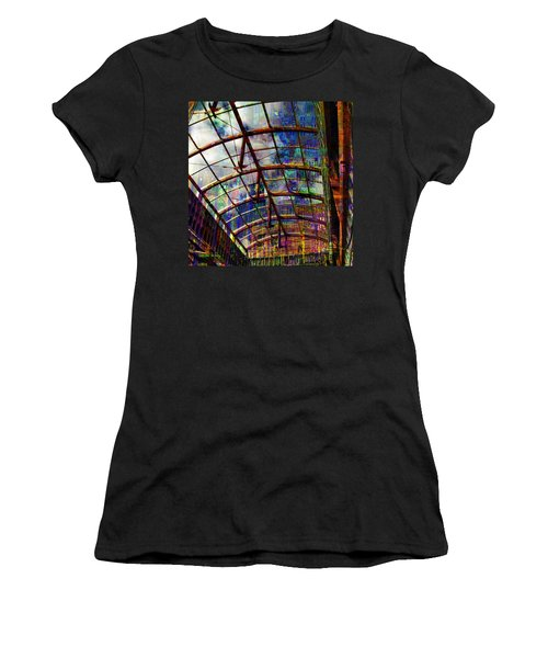 Building For The Future Women's T-Shirt