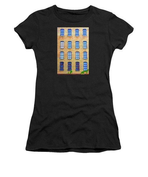 Building Windows Women's T-Shirt