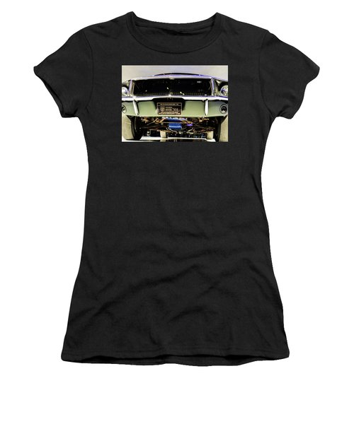 Bulitt Front View Women's T-Shirt