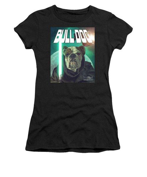 Bull Dog Wars Women's T-Shirt