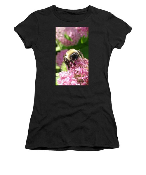 Bumblebee One Women's T-Shirt (Athletic Fit)