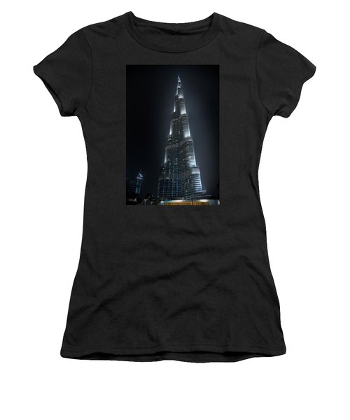 Burj Khalifa Women's T-Shirt