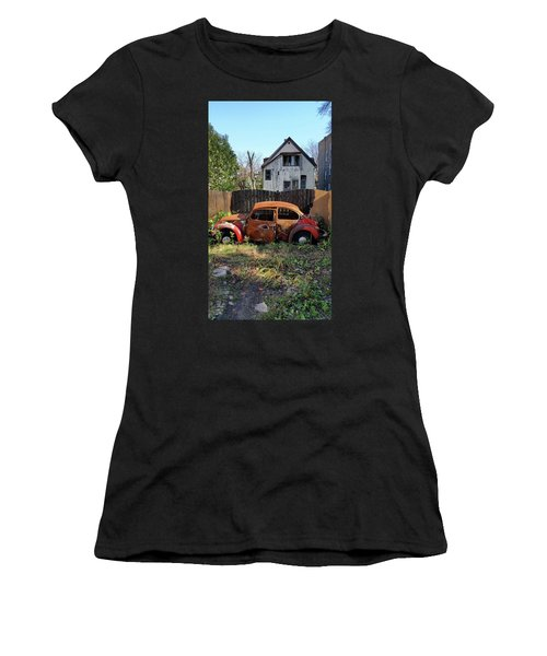 Burned Bug V Women's T-Shirt