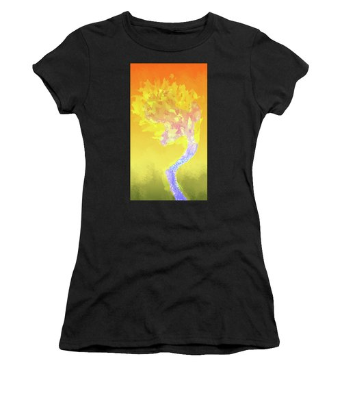 Burning Desire Women's T-Shirt (Athletic Fit)
