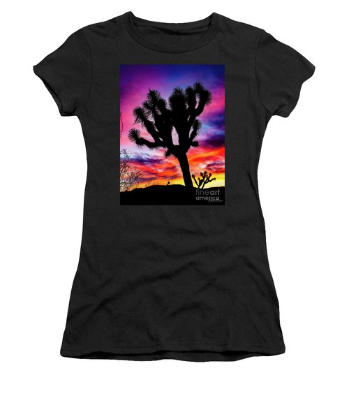 Burning Sky Women's T-Shirt