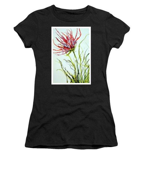 Bursting #2 Women's T-Shirt (Athletic Fit)