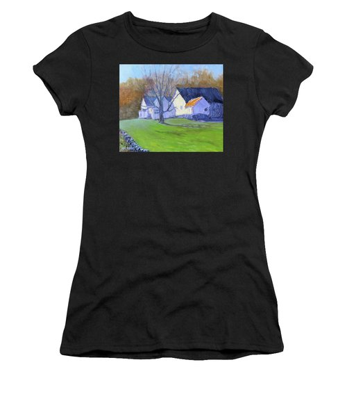 Burton Farm Women's T-Shirt (Athletic Fit)