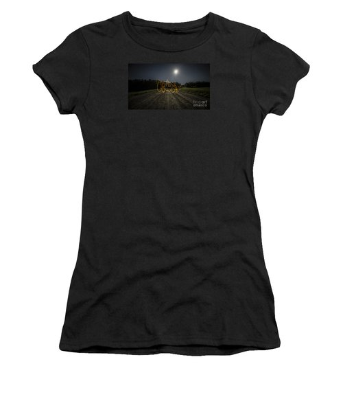 Bus Of Light Women's T-Shirt