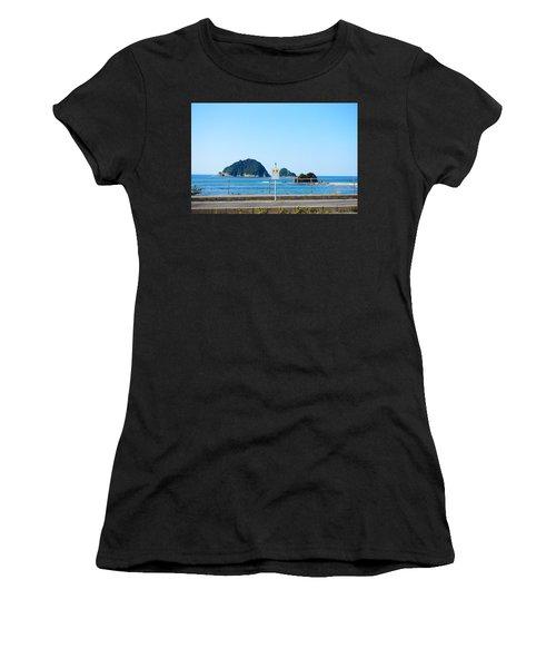 Bus Station Women's T-Shirt