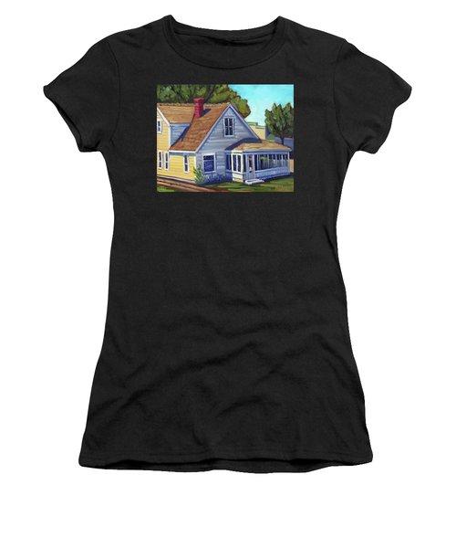 Bushnell House - Eagle Idaho Women's T-Shirt