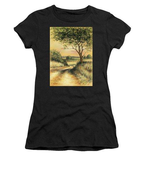 Bushveld Women's T-Shirt (Athletic Fit)
