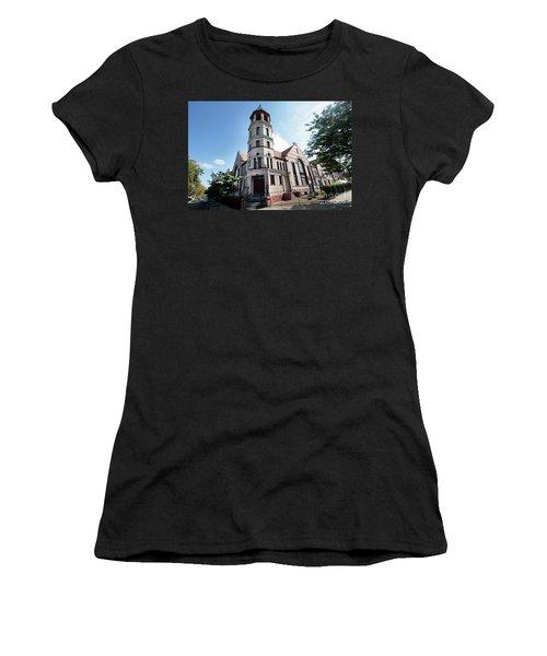 Bushwick Avenue Central Methodist Episcopal Church Women's T-Shirt