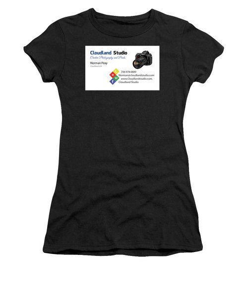 Business Card Women's T-Shirt