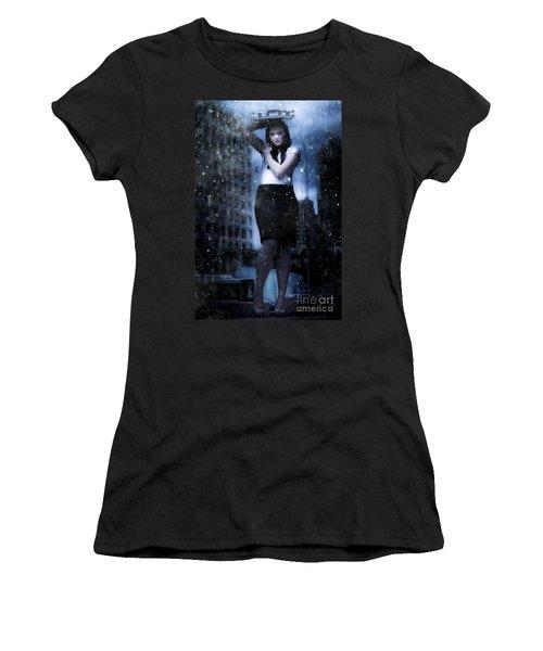 Business Storm Women's T-Shirt