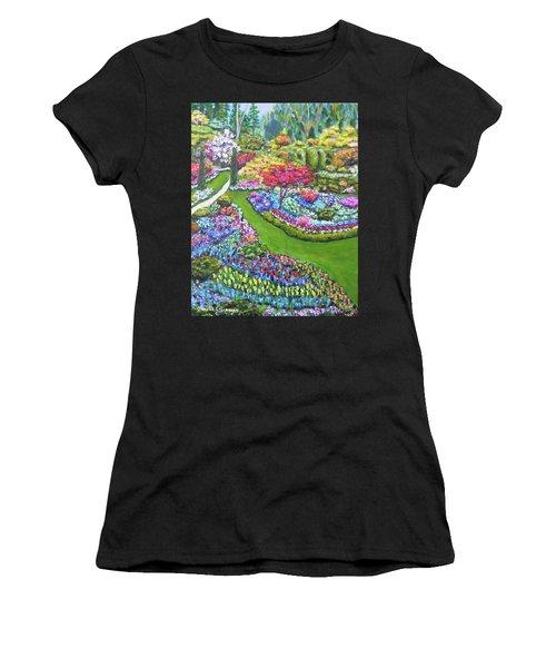Butchart Gardens Women's T-Shirt