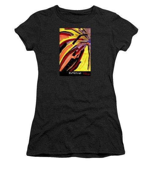 Buttercup Women's T-Shirt (Athletic Fit)