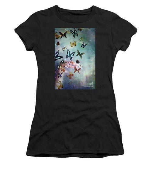 Butterflies Reborn Women's T-Shirt